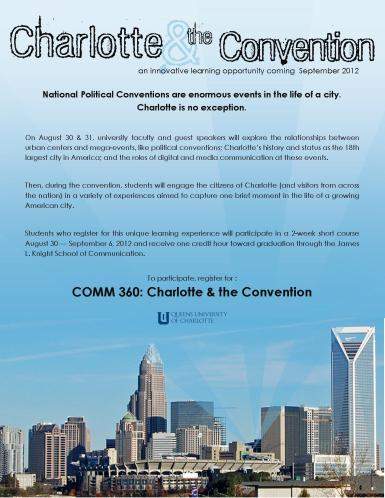 Charlotte and the Convention